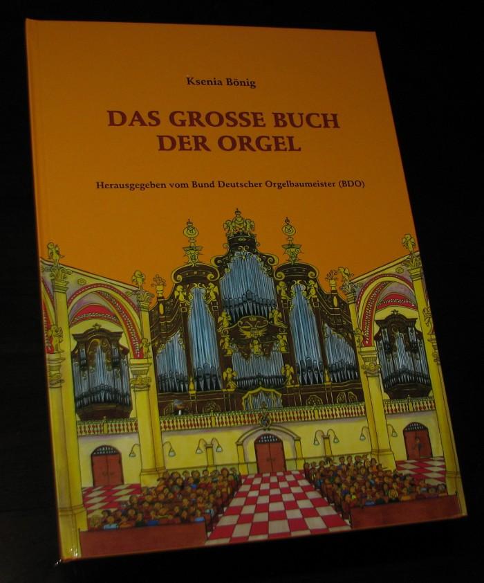 Das Grosse Buch der Orgel